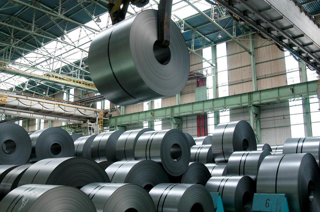 Xuất khẩu sản phẩm từ sắt thép sang Saudi Arabia tăng gấp 17 lần