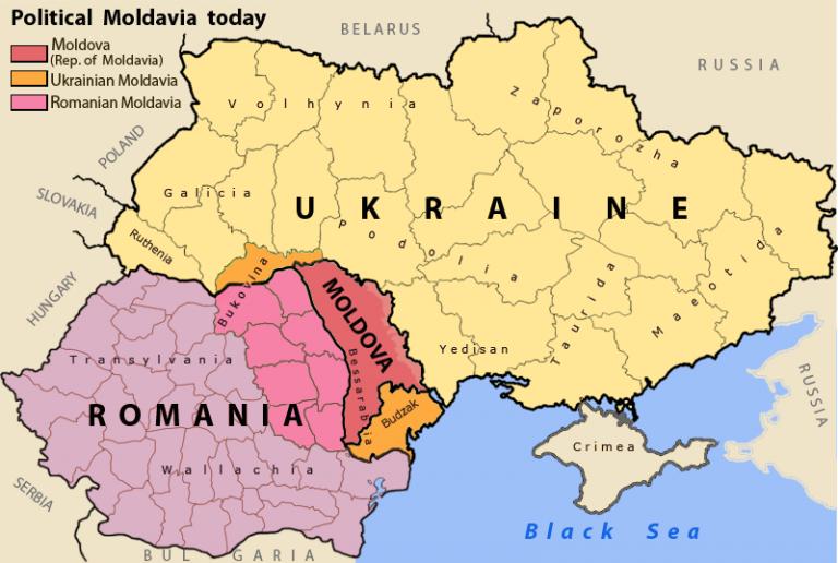 Dịch vụ vận chuyển hàng rời đi Moldova
