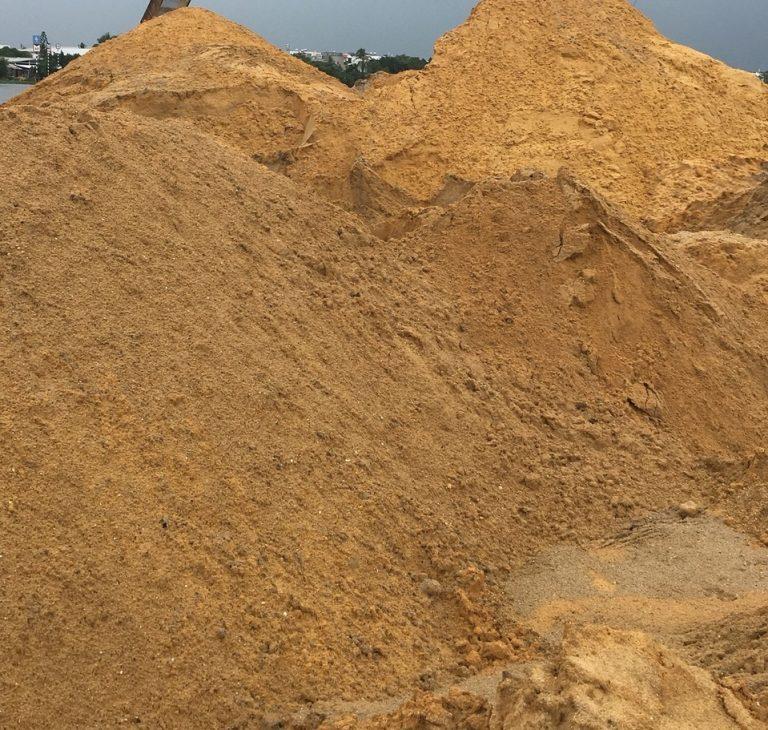 Vận chuyển cát đường biển từ Việt Nam đi Indonesia giá cước cạnh tranh