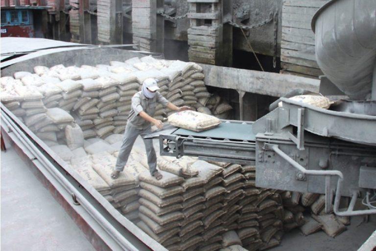 Vận chuyển xi măng từ Việt Nam đi Indonesia an toàn đảm bảo