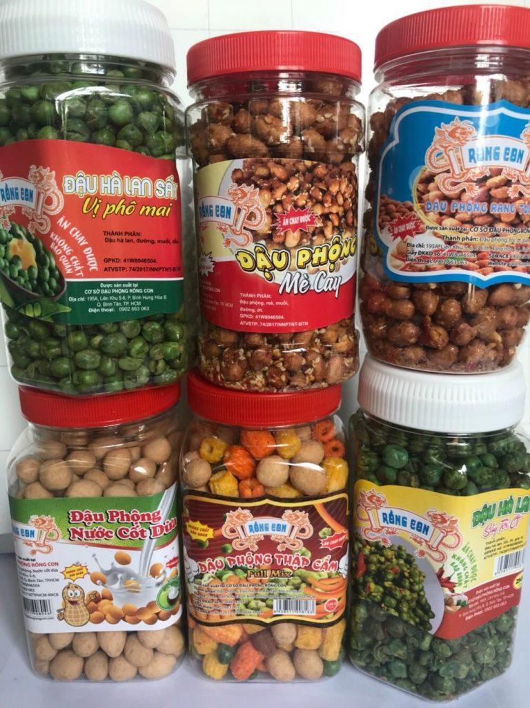 Vận chuyển thực phẩm khô bằng đường biển từ Hà Nội đi Trung Quốc chuyên nghiệp với Vietship