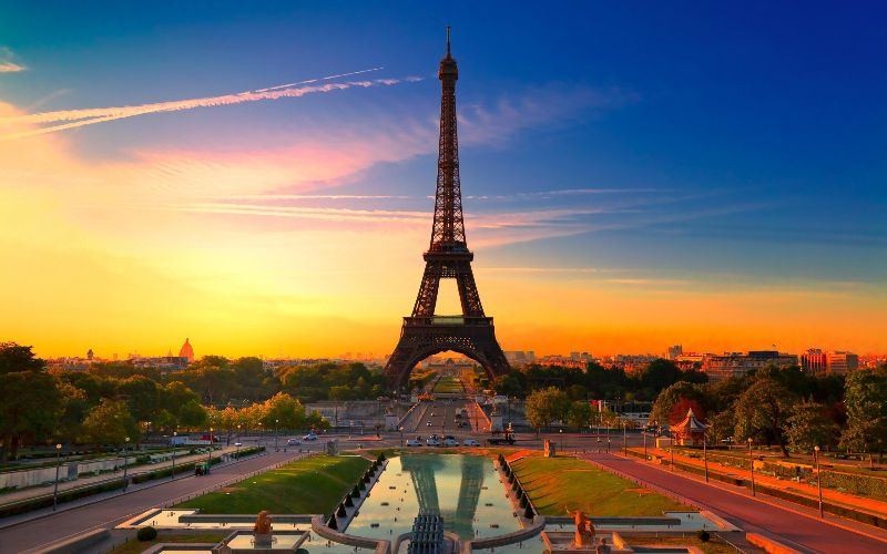 Chuyển phát nhanh Cần Thơ đi Pháp