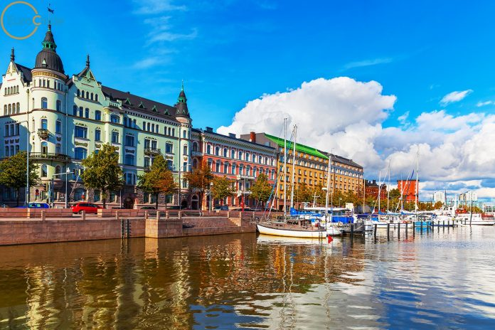 Chuyển phát nhanh đi Finland