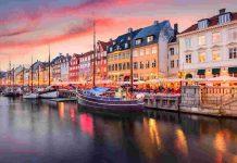 Chuyển phát nhanh Cần Thơ đi Đan Mạch