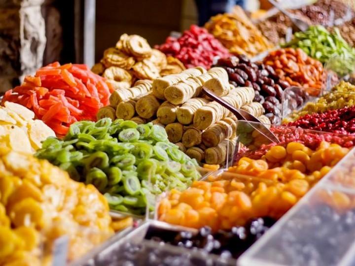 Chuyển phát nhanh thực phẩm khô từ Cần Thơ đi Nhật Bản giá tốt