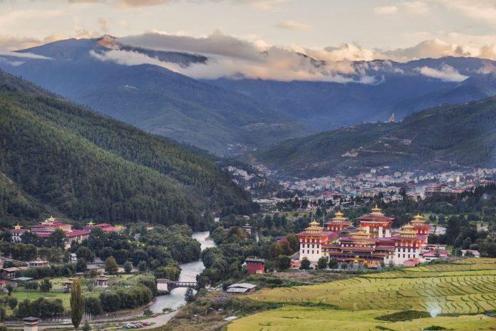 Chuyển phát nhanh đi Bhutan