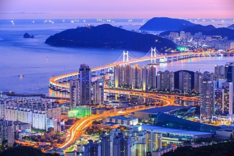 Chuyển phát nhanh từ Cần Thơ đi Busan an toàn, giá rẻ