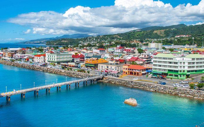 Chuyen phat nhanh tu Can Tho di Cong hoa Dominica