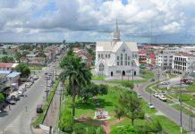 Chuyển phát nhanh từ Cần Thơ đi Guyana