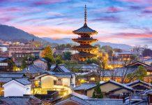 Chuyển phát nhanh từ Cần Thơ đi Kyoto