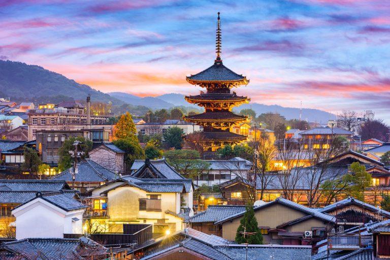 Chuyển phát nhanh từ Cần Thơ đi Kyoto giá tốt