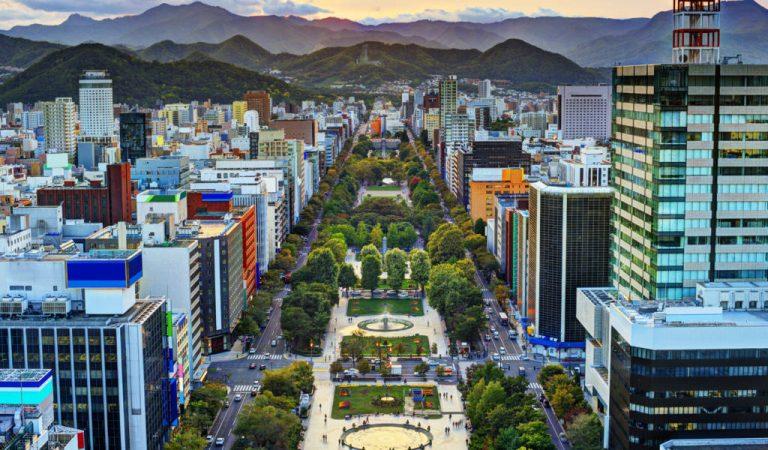 Chuyển phát nhanh từ Cần Thơ đi Sapporo (Japan) chi phí thấp