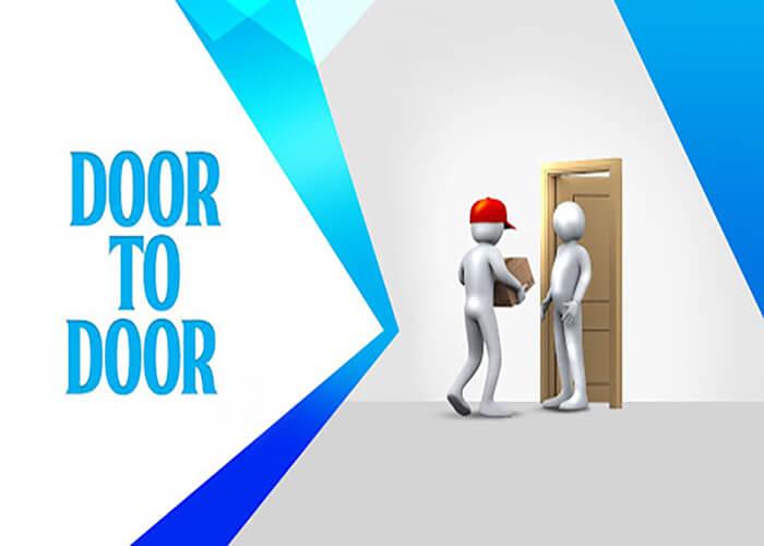 Dịch vụ door to door tại Vietship