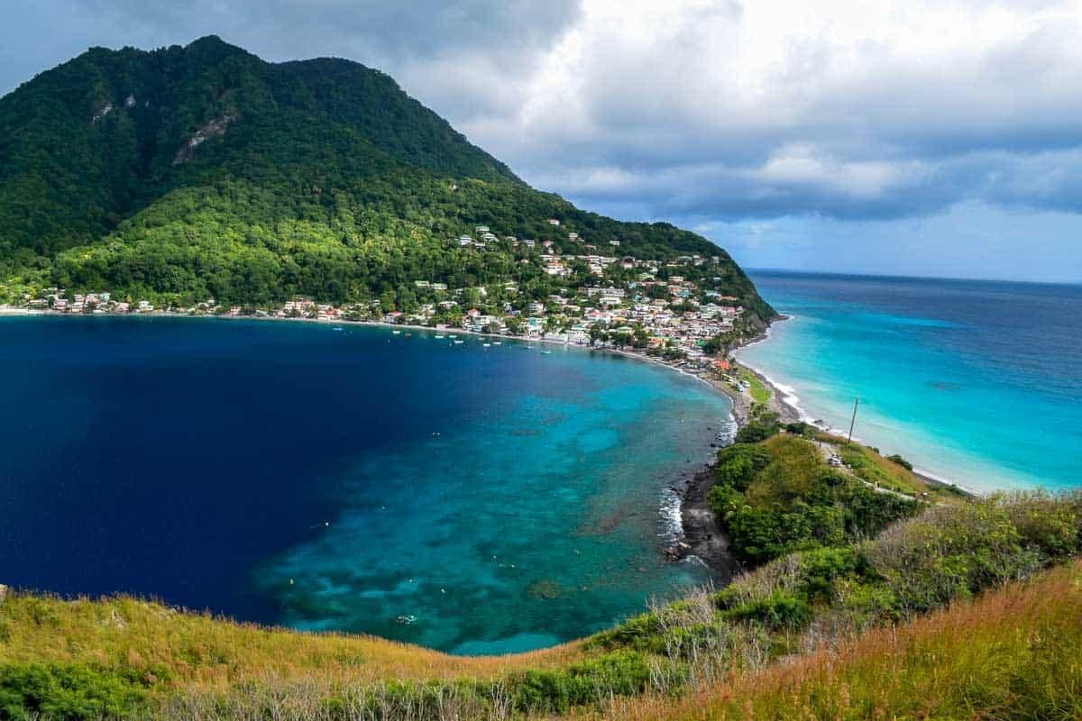 Dịch vụ vận chuyển từ Cần Thơ đi Dominica bằng đường biển giá cực rẻ