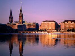 Gom hang le tu Can Tho di Hamburg