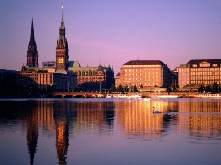 Gom hàng lẻ từ Cần Thơ đi Hamburg giá ưu đãi