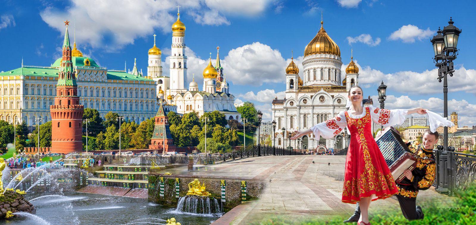 Gom hàng lẻ từ Cần Thơ đi Nga