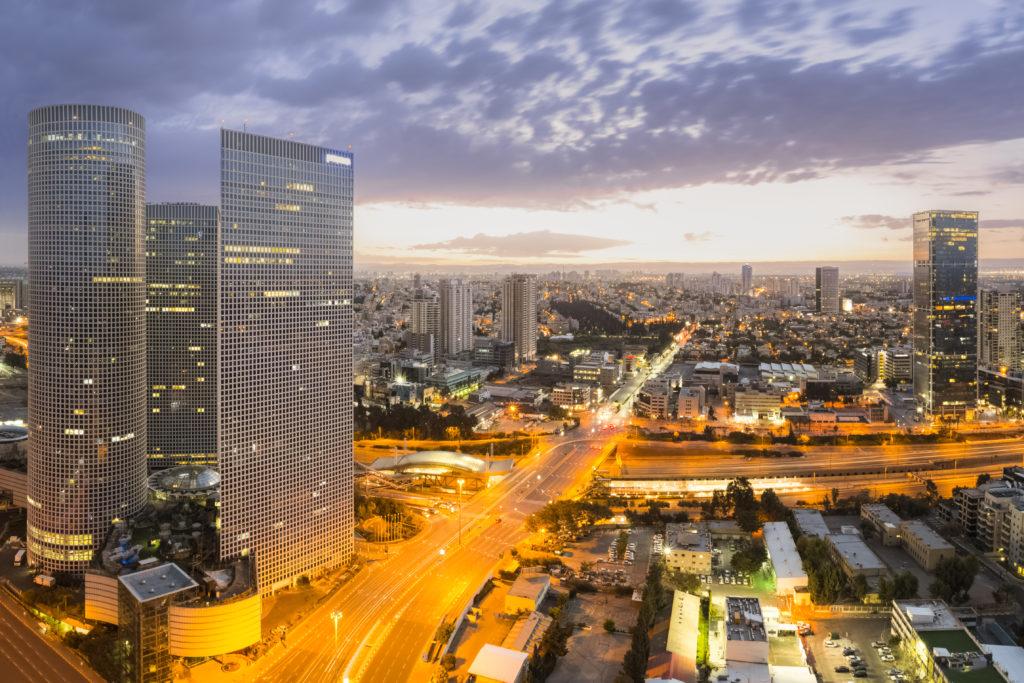 Chuyển phát nhanh từ Cần Thơ đi Israel