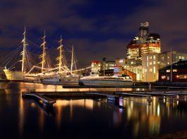 gom hàng lẻ từ Cần Thơ đi Cảng Gothenburg