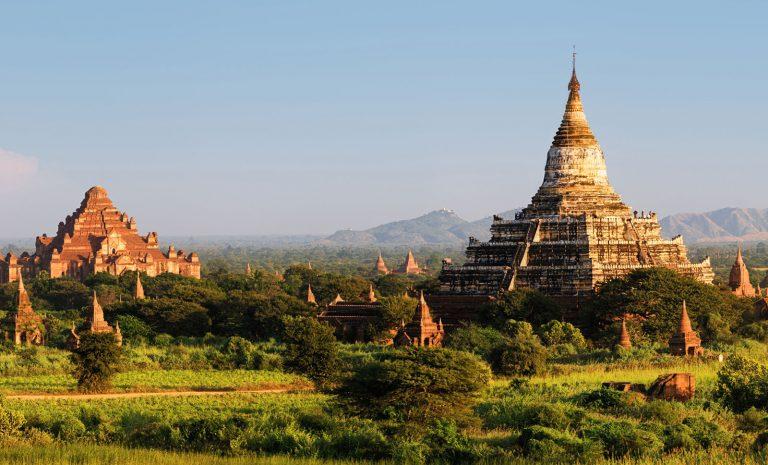 Vận chuyển đường biển từ Cần Thơ đi Myanmar