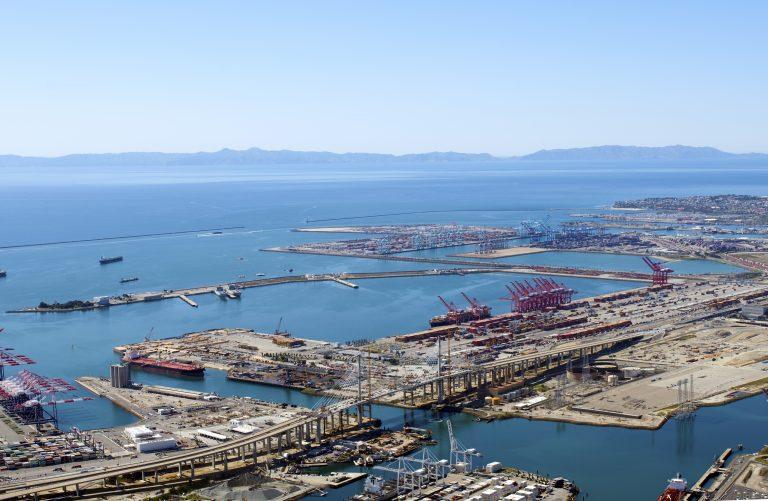 Dịch vụ gom hàng lẻ (LCL) từ Cần Thơ đi cảng Long Beach của Mỹ!