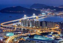 Vận chuyển Container đến Cảng Busan đường biển