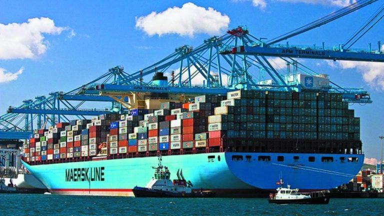 Vận chuyển đường biển từ Cần Thơ đi Algeria giá rẻ và an toàn