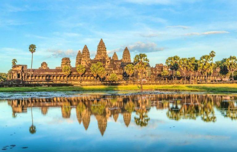 Vận chuyển đường biển từ Cần Thơ đi Campuchia giá tốt