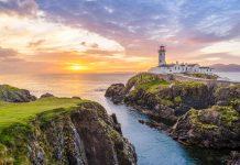 Vận chuyển đường biển từ Cần Thơ đi Ireland
