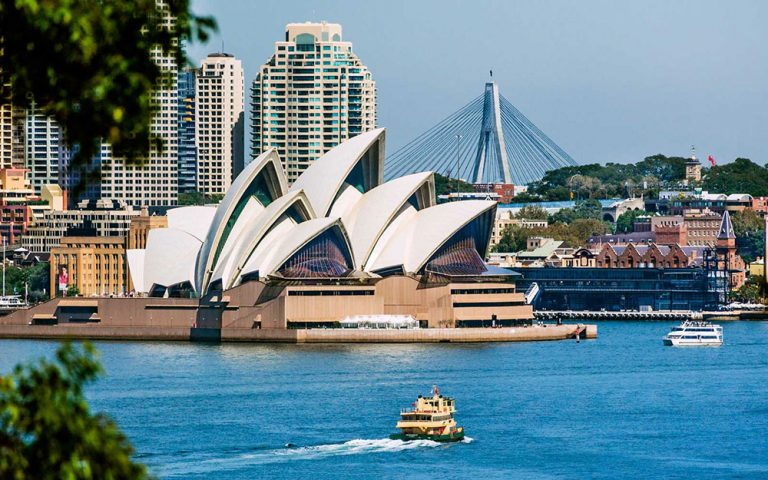 Vận chuyển hàng hóa từ Cần Thơ đi Úc bằng đường biển giá rẻ