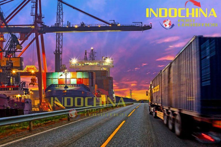 Vận chuyển hàng lẻ LCL từ Cần Thơ đi Ireland bằng đường biển