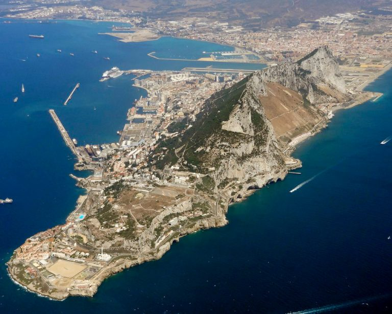 Gom hàng lẻ từ Cần Thơ đi Gibraltar đường biển uy tín, giá tốt