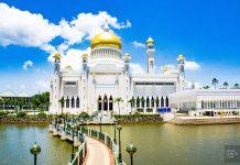 Vận chuyển từ Cần Thơ đi Brunei bằng đường biển giá rẻ
