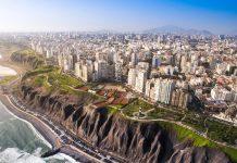 Vận tải đường biển từ Cần Thơ đi Peru