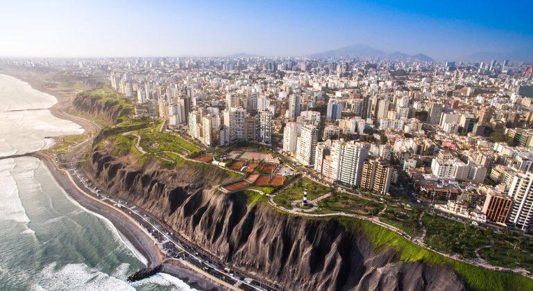 Vận tải đường biển từ Cần Thơ đi Peru giá tốt