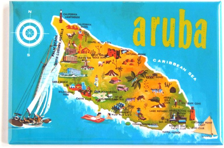 Chuyển phát nhanh từ Cần Thơ đi Aruba uy tín