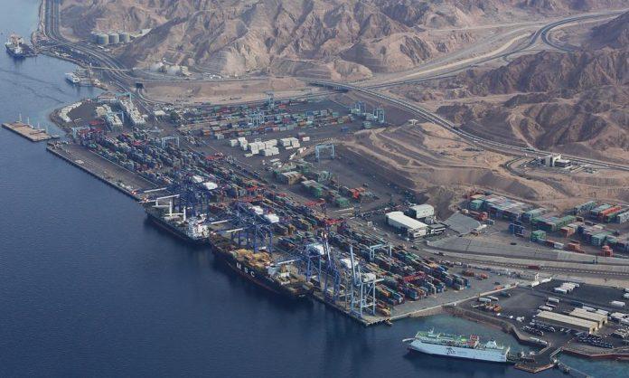 cảng Aquaba- Jordan