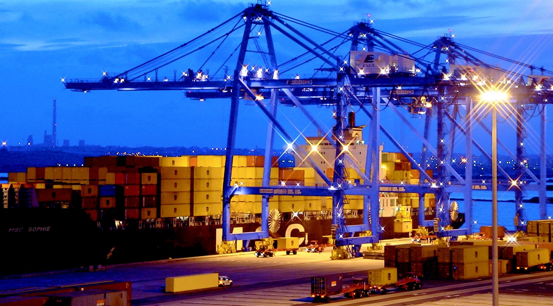 cảng Demark