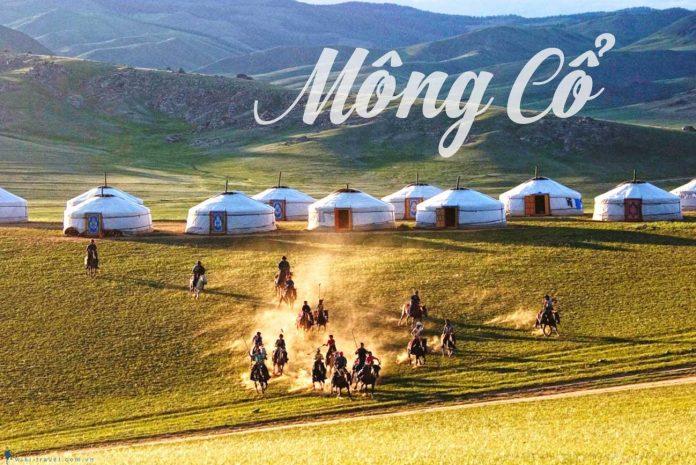 Chuyển phát nhanh Cần Thơ đi Mông Cổ