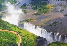 chuyển phát nhanh đến Zimbabwe