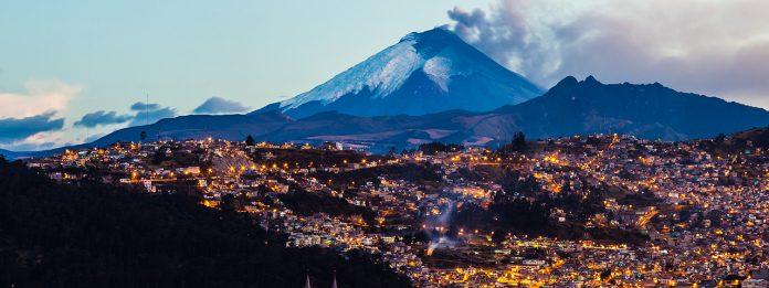 chuyển phát nhanh đến Ecuador