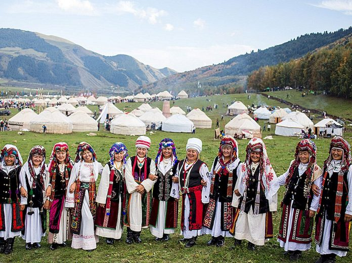 Chuyển phát nhanh đi Kyrgyzstan