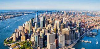 chuyển phát nhanh đi New York
