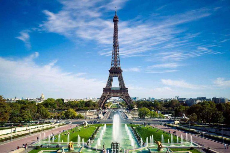 Chuyển phát nhanh từ Cần Thơ đi Pháp giá tốt nhất!