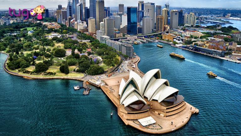 Gom hàng lẻ (LCL) từ Cần Thơ đi cảng Melbourne của Úc