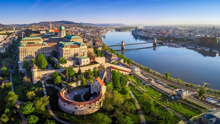 Gửi hàng lẻ LCL từ Cần Thơ đi Hungary bằng đường hàng không
