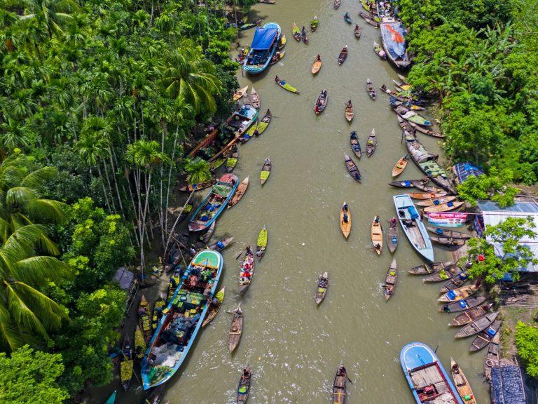 Gửi hàng lẻ từ Cần Thơ đi Bangladesh bằng đường biển giá tốt