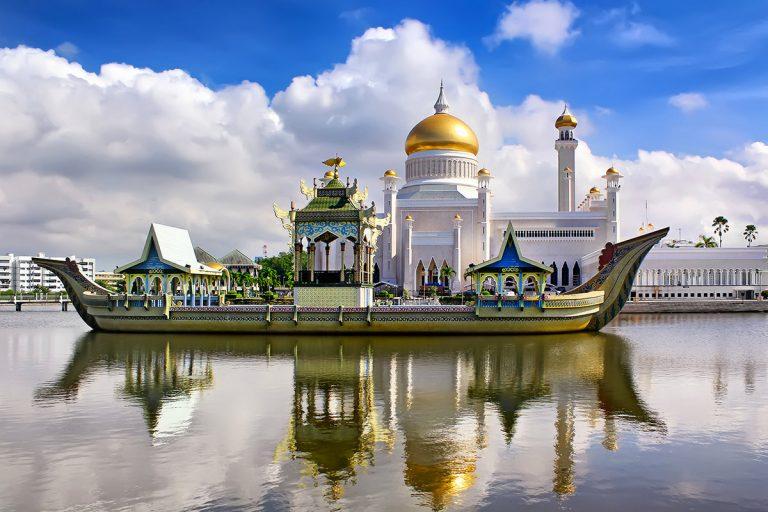 Gửi hàng lẻ (LCL) từ Cần Thơ đi Brunei giá tốt nhất