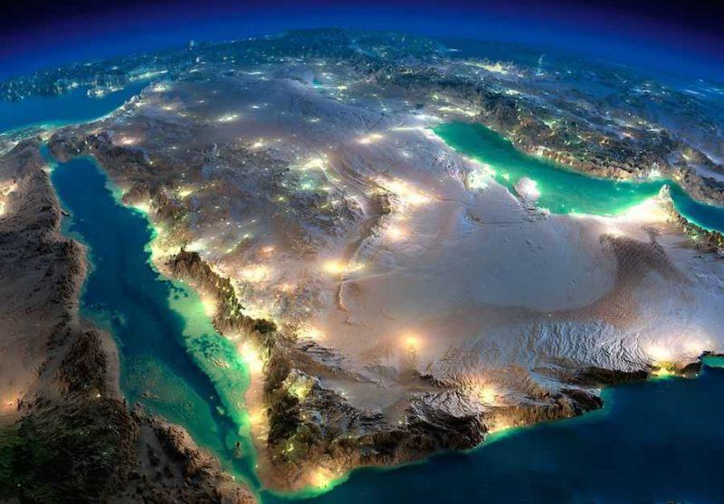 gửi hàng lẻ đi Ả Rập Xê Út