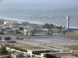 gửi hàng rời đi cảng Karachichi